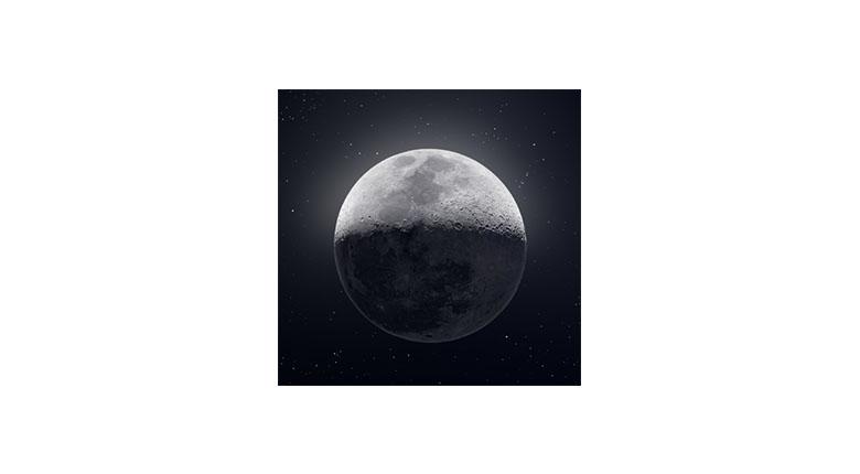 "9000X9000像素的""月球壁纸""!你见过吗?"