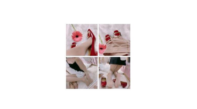微博高端丝袜品牌买家秀,满屏都是腿呀!